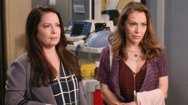 Dos míticas 'Embrujadas' volverán a interpretar a unas hermanas en la temporada 16 de 'Anatomía de Grey'