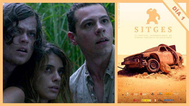 Festival de Sitges. Día 1: Netflix enseña músculo en Sitges inaugurando con 'En la hierba alta'
