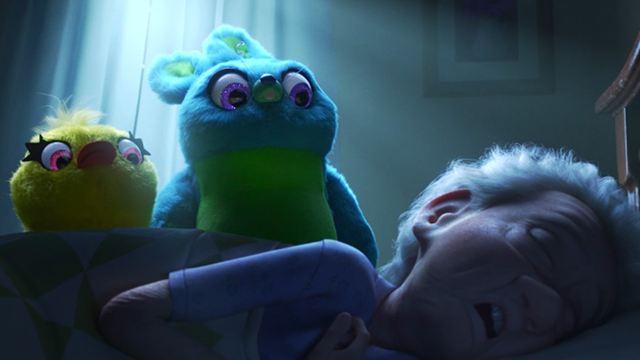 Tenemos reportaje EXCLUSIVO de 'Toy Story 4' con los divertidísimos Ducky y Bunny