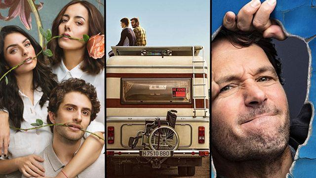 Las series y películas que se estrenan en Netflix la semana del 14 al 20 de octubre