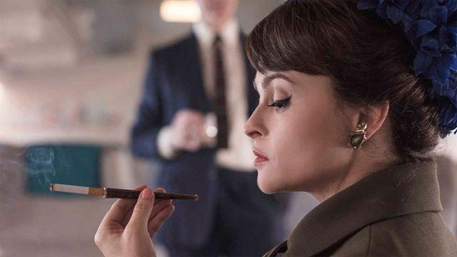 'The Crown': Helena Bonham Carter ha hablado con la Princesa Margarita sobre la serie mediante un médium