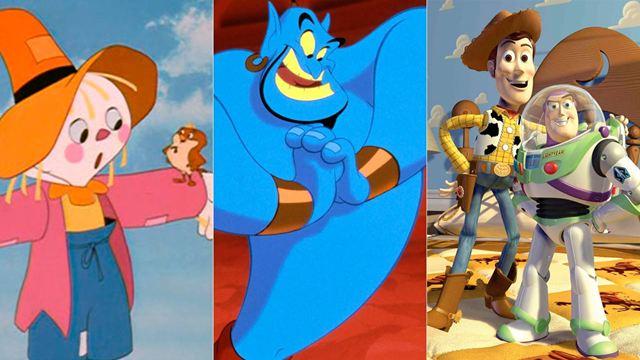 Descubre qué película de animación se estrenó el año que naciste