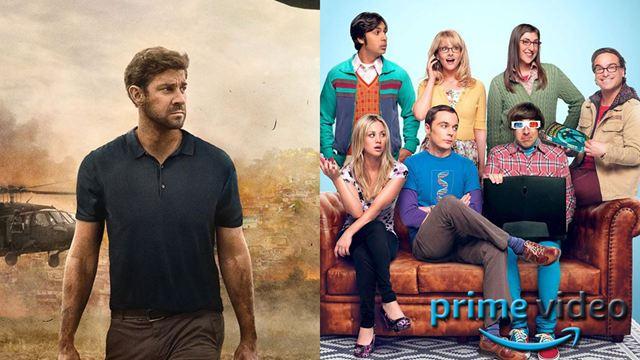 La segunda temporada de 'Jack Ryan' y la última de 'The Big Bang Theory', los grandes estrenos de Amazon Prime Video para noviembre 2019