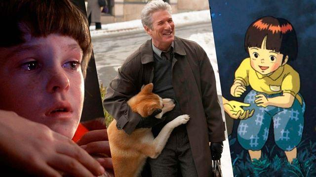 'Hachiko', 'E.T.' y otras películas y series con las que hemos llorado más que con la muerte de Mufasa