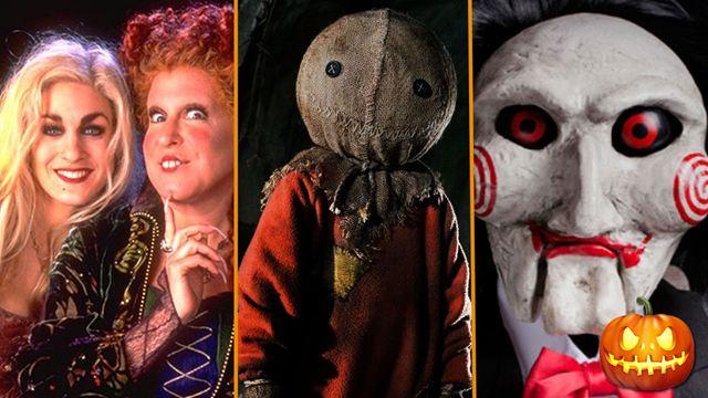 'Truco o trato', 'Saw' y otras películas de terror que siempre disfrutamos viendo en Halloween