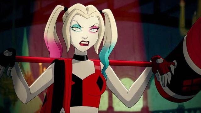 DC quiere que los críticos 'spoileen' la serie de animación para adultos 'Harley Quinn'