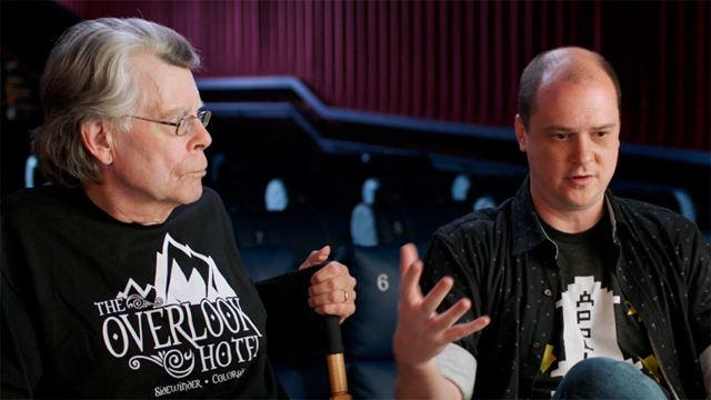 """Stephen King y Mike Flanagan cuentan en EXCLUSIVA cómo 'Doctor Sueño' se ha convertido en una """"fantástica"""" secuela de 'El resplandor'"""