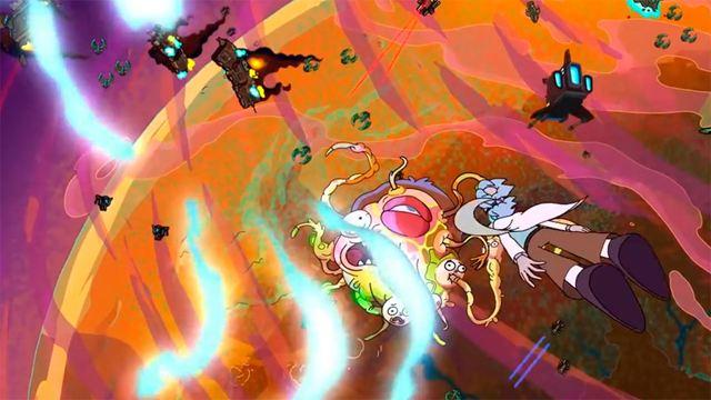 'Rick y Morty': Así es la nueva cabecera de la cuarta temporada