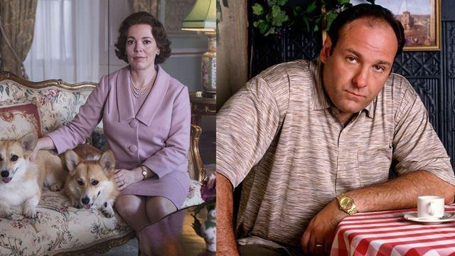 ¿Qué tienen en común la reina Isabel II y Tony Soprano?