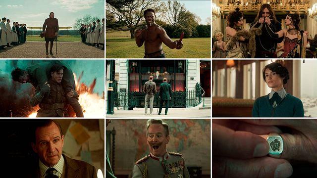 La Gran Guerra, espías y hasta un Rasputín karateca. Visitamos el rodaje de 'The King's Man: La primera misión' en Turín