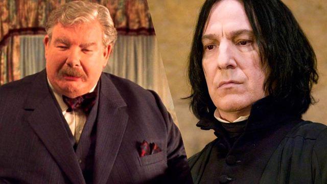 Actores de la saga 'Harry Potter' que han fallecido