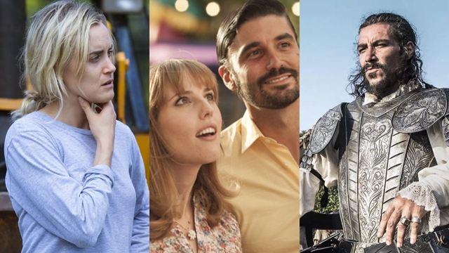 8 películas y series que te recomendamos ver este fin de semana, tanto gratis en televisión como en Netflix, Amazon, HBO y Filmin