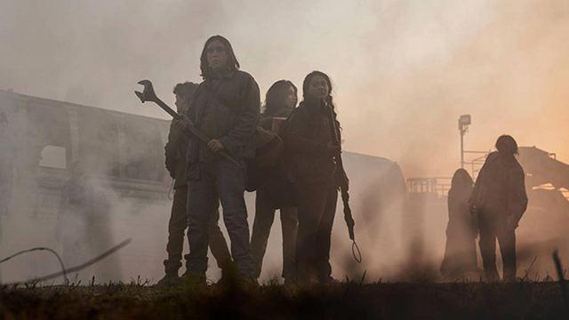 'The Walking Dead' huye del drama en su tercera serie y apuesta por el humor y la esperanza