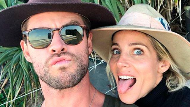 Cómo se conocieron Elsa Pataky y Chris Hemsworth, una de las grandes parejas de Hollywood