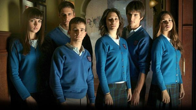 'El Internado' tendrá un 'reboot' de la mano de Amazon Prime Video