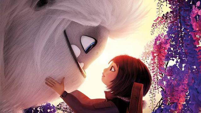 La película de animación 'Abominable' ya está disponible en DVD, Blu-ray, 3D y 4K Ultra HD