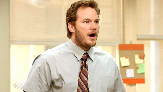 Chris Pratt vuelve a trabajar en una nueva serie tras 'Parks and Recreation'