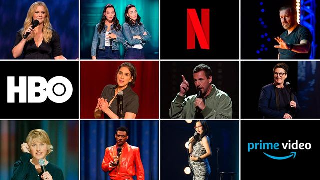 El robot sexual de Whitney Cummings, los 'haters' de Ricky Gervais, la anestesia de Sarah Silverman... Los 16 mejores especiales de 'stand-up comedy' de Netflix, HBO y Amazon
