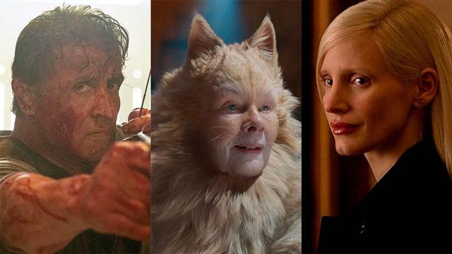 Razzies 2020: 'Cats' y 'Rambo: Last Blood' lideran las nominaciones como lo peor del cine donde también es nominada 'Joker'