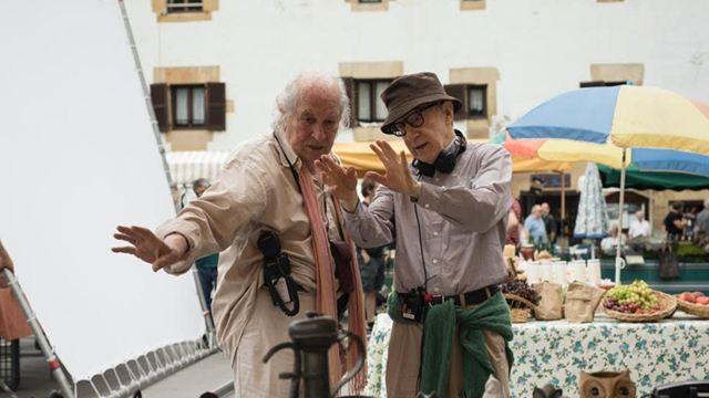 'Rifkin's Festival'. Así se llamará la nueva película de Woody Allen