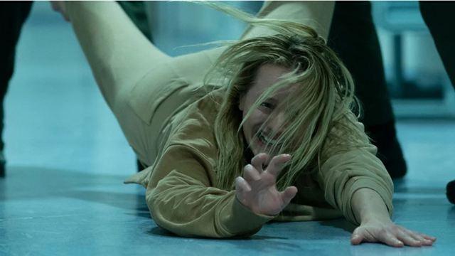'El hombre invisible' fue un gran reto físico para Elisabeth Moss