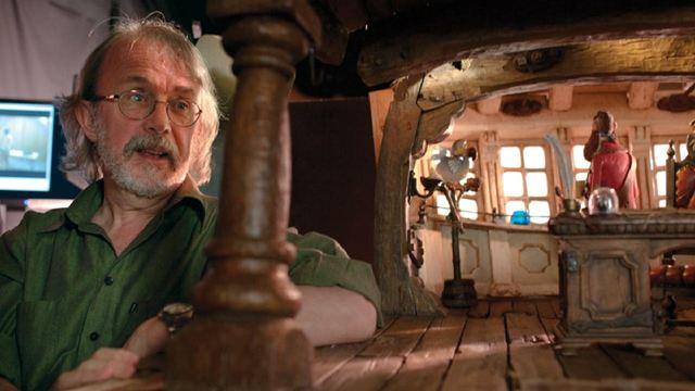 """Peter Lord: """"Organizar una producción en Aardman es una gran hazaña"""""""