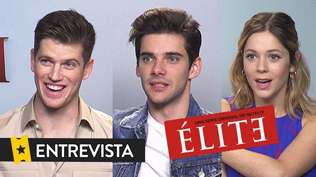'Élite': Así reaccionaron los actores y Álvaro Rico a la muerte de Polo en la temporada 3