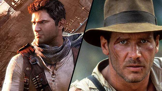 Mark Wahlberg compara el guion de 'Uncharted' con 'Indiana Jones'