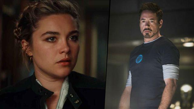 'Viuda Negra': Un fan encuentra una posible conexión con 'Iron Man 3'