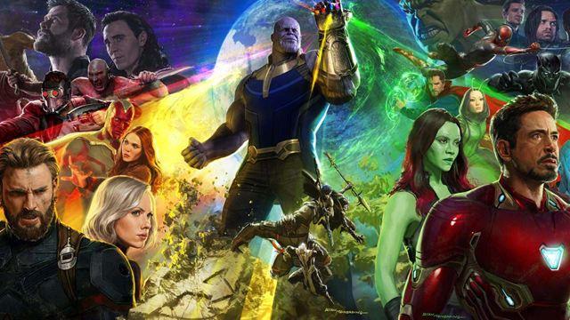 Este es el orden correcto para ver el Universo Cinematográfico de Marvel (con series incluidas)