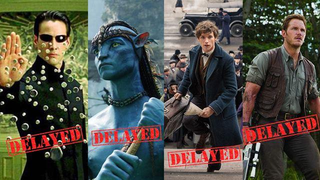 'Avatar 2', 'Jurassic World: Dominion' y otras películas que han parado su producción por el coronavirus