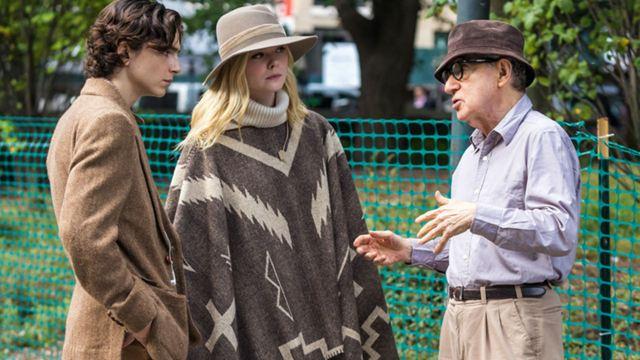 Woody Allen afirma que Timothée Chalamet le denunció para ganar un Oscar