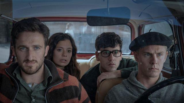 'La línea invisible': La serie de Movistar+ estrena los dos primeros episodios gratuitamente a todo el mundo