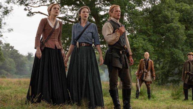"""'Outlander': Este actor reconoce que en sus últimas escenas """"todo se vino abajo entre tomas"""" y fue muy """"emotivo"""""""
