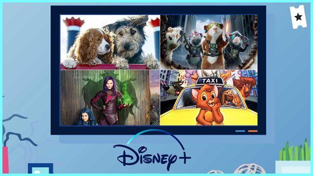 Las 56 mejores películas para niños en Disney+