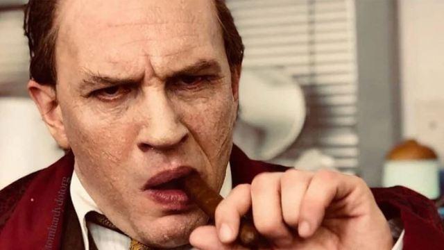 'Capone': Tom Hardy es Al Capone en el tráiler de la película