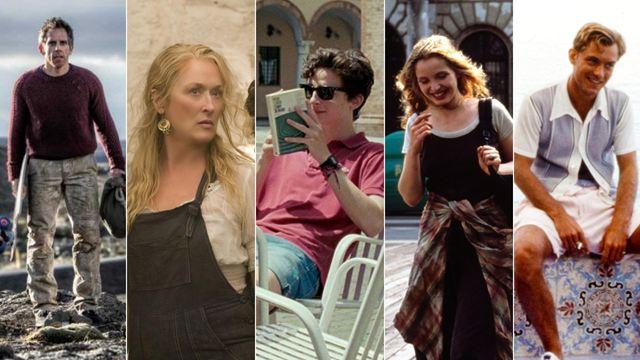 Si ves estas 26 películas y series viajarás por el mundo sin salir de casa