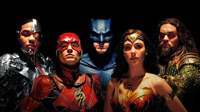 Elige las 5 películas perfectas de DC en nuestro Instagram