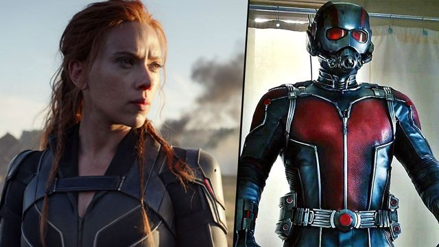 Viuda Negra tiene un cameo secreto en 'Ant-Man'