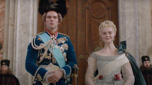 'The Great': Fecha de estreno y tráiler de la nueva serie de Elle Fanning y Nicholas Hoult
