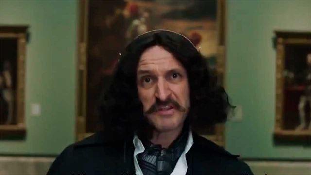 'El Ministerio del Tiempo' revive de nuevo el 'Velaske, yo soy guapa?' en un clip del cuarto episodio