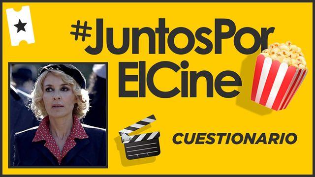 """Cayetana Guillén Cuervo: """"Hay que apoyar el cine español porque es nuestra cultura y hay muchas familias detrás"""" · #JuntosPorElCine"""