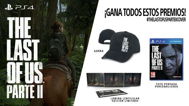 Gana un pack de regalos de 'The Last of Us Parte II' y llévate a casa una carátula personalizada con tu foto