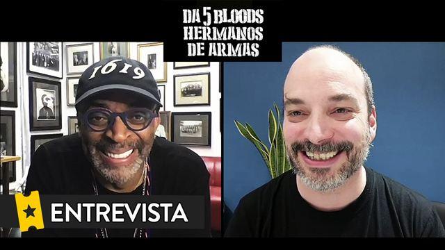 """Entrevista con Spike Lee: """"He hecho 'Da 5 Bloods: Hermanos de armas' (Netflix) para la gente joven"""""""