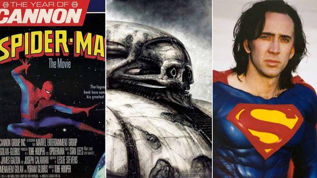 'Superman Lives', 'Napoleón', 'Alien 5' y otras 6 superproducciones que se quedaron en el aire
