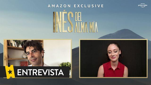 """Elena Rivera ('Inés del alma mía'): """"Mi personaje tiene las ideas muy claras. Es una mujer independiente y libre"""""""