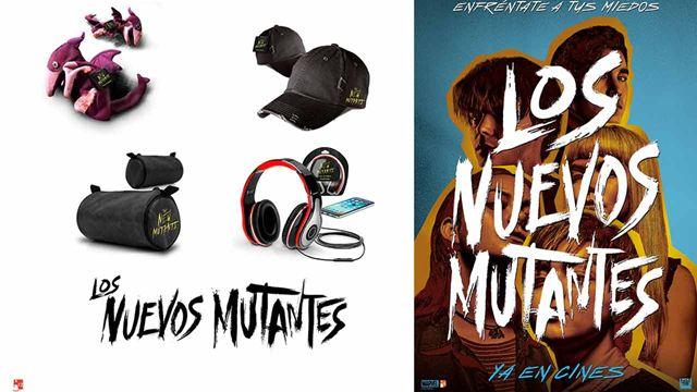 Sorteamos 5 'packs' de 'merchandising' de 'Los Nuevos Mutantes'