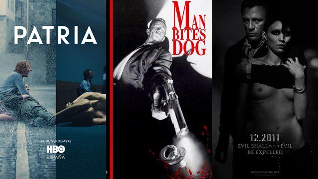 'Patria' y otros carteles promocionales que levantaron polémica