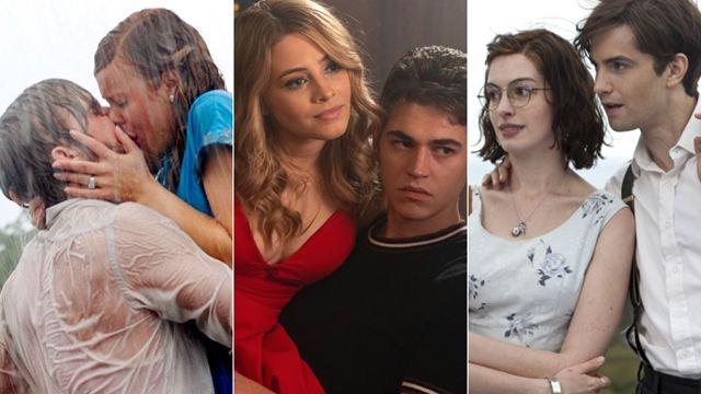 10 relaciones de película tan tormentosas, pasionales o problemáticas como la de Tessa y Hardin en 'After. En mil pedazos'