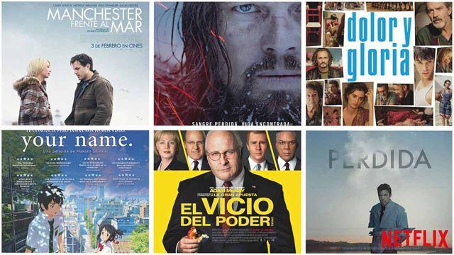 Ganadoras del Oscar, taquillazos de anime, cine español... 13 películas imprescindibles para ver en Netflix este otoño